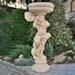 Rzeźby z imitacji marmuru